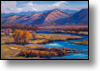 Colorado River in Autumn - 24x36